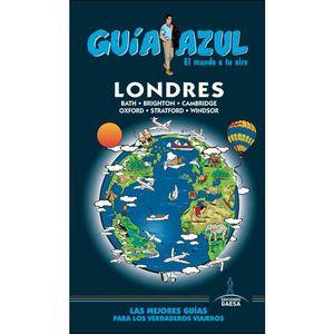 LONDRES, GUIA AZUL