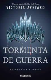 TORMENTA DE GUERRA