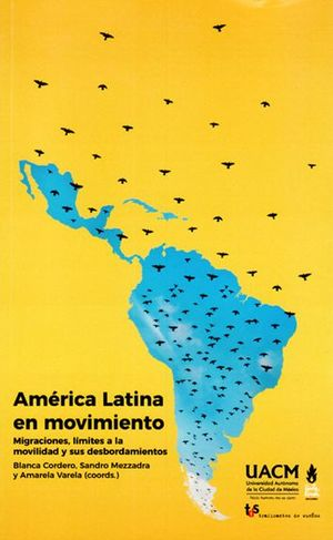 AMERICA LATINA EN MOVIMIENTO