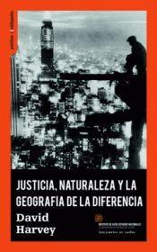 JUSTICIA, NATURALEZA Y LA GEOGRAFÍA DE LA DIFERENCIA
