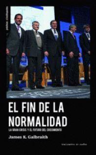 FIN DE LA NORMALIDAD, EL