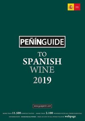 PEÑIN GUIDE TO SPANISH WINE 2019