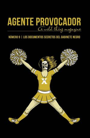 AGENTE PROVOCADOR Nº 09  ( A WILD THING MAGAZINE )