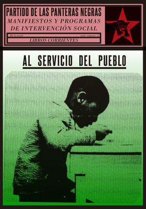 PARTIDO DE LAS PANTERAS NEGRAS, AL SERVICIO DEL PUEBLO