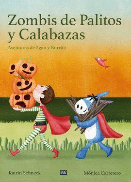 ZOMBIS DE PALITOS Y CALABAZAS