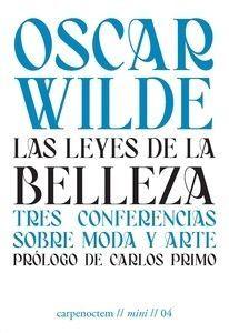 LEYES DE LA BELLEZA, LAS
