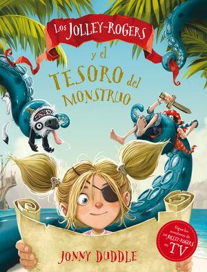 JOLLEY-ROGERS Y EL TESORO DEL MONSTRUO, LOS