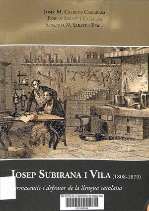 JOSEP SUBIRANA I VILA (1808-1870)
