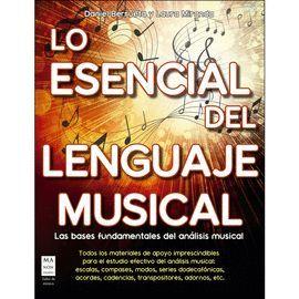 ESENCIAL DEL LENGUAJE MUSICAL, LO