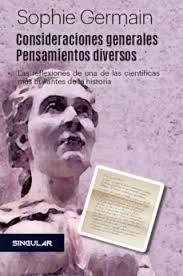 CONSIDERACIONES GENERALES. PENSAMIENTOS DIVERSOS
