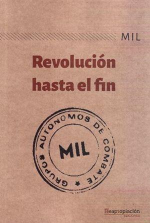 REVOLUCIÓN HASTA EL FIN (2 ED.)