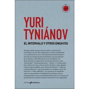 INTERVALO Y OTROS ENSAYOS, EL