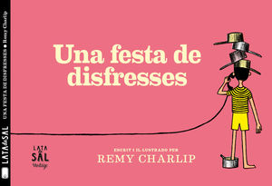 FESTA DE DISFRESSES, UNA