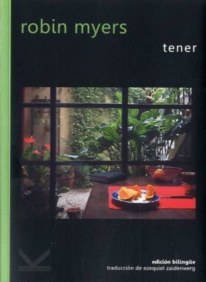 TENER (EDICION BILINGUE)