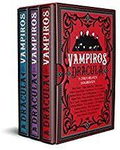 VAMPIROS DRÁCULA Y OTROS RELATOS SANGRIENTOS (PACK 3 VOLS.)