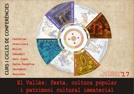 VALLÈS: FESTA, CULTURA POPULAR I PATRIMONI CULTURAL IMMATERIAL, EL
