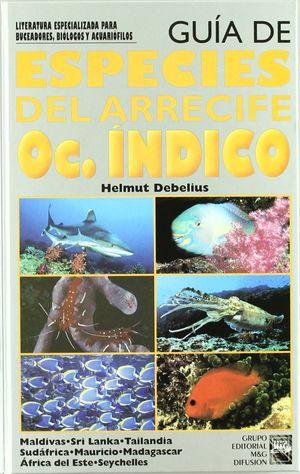 GUIA DE ESPECIES DEL ARRECIFE OCEANO INDICO
