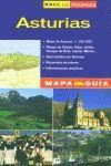 ASTURIAS (1:315.000) MAPA CARRETERES (CASTELLANO)