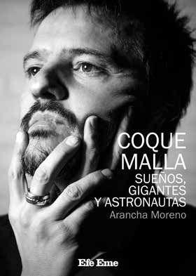 COQUE MALLA - SUEÑOS, GIGANTES Y ASTRONAUTAS