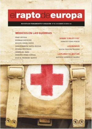 RAPTO DE EUROPA Nº 42, EL  - MEDICOS EN LAS GUERRAS