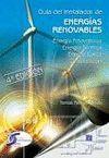 GUÍA DEL INSTALADOR DE ENERGÍAS RENOVABLES