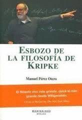 ESBOZO DE LA FILOSOFIA DE KRIPKE