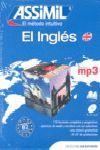 INGLES SIN ESFUERZO, EL ( PACK LIBRO + MP3 )