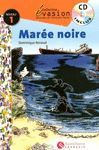 MAREE NOIRE + AUDIO CD