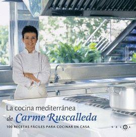 COCINA MEDITERRANEA DE CARME RUSCALLEDA, LA