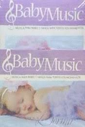 BABY MUSIC (PACK 4 CDS)