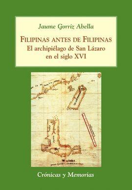 FILIPINAS ANTES DE FILIPINAS