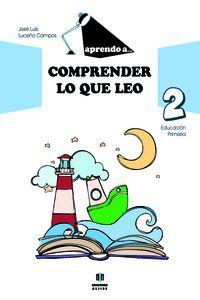 APRENDO A COMPRENDER LO QUE LEO 2