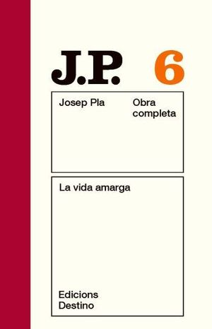 VIDA AMARGA, LA (OBRA COMPLETA-6)
