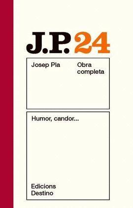 HUMOR, CANDOR (OBRA COMPLETA-24)