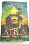 ATILA - LOS HUNOS A LAS PUERTAS DE ROMA