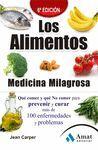 ALIMENTOS. MEDICINA MILAGROSA, LOS (6ª EDICION)
