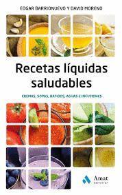 RECETAS LIQUIDAS SALUDABLES