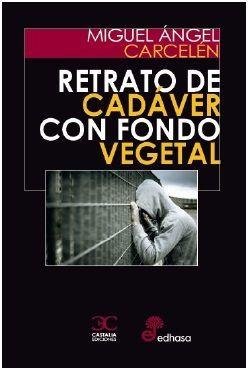 RETRATO DE CADAVER CON FONDO VEGETAL
