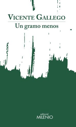 GRAMO MENOS, UN