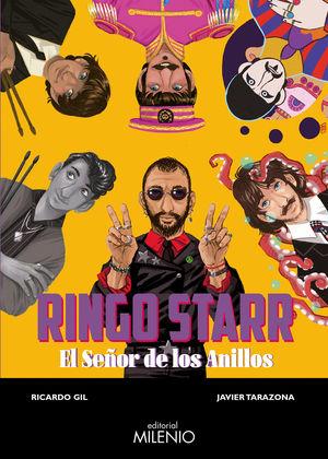 RINGO STARR - EL SEÑOR DE LOS ANILLOS