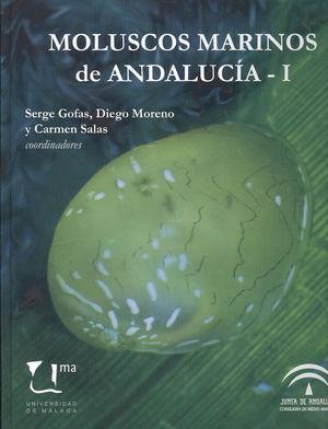 MOLUSCOS MARINOS DE ANDALUCÍA I Y II