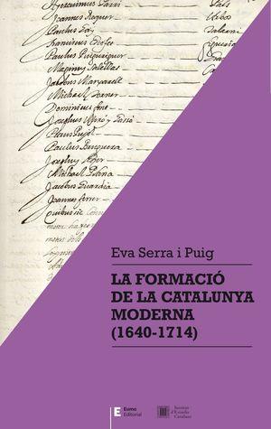 FORMACIÓ DE LA CATALUNYA MODERNA, LA (1640-1714)