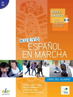 NUEVO ESPAÑOL EN MARCHA BASICO ALUMNO + CD