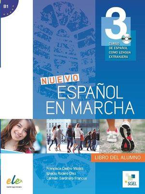 NUEVO ESPAÑOL EN MARCHA 3 -B1- ALUMNO + EJERCICIOS @###LLIBRE DIGITAL-NO PAPER###