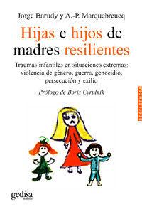 HIJAS E HIJOS DE MADRES RESILENTES