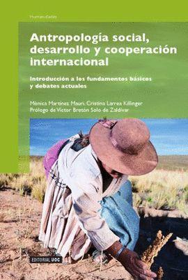 ANTROPOLOGIA SOCIAL, DESARROLLO Y COOPERACION INTERNACIONAL