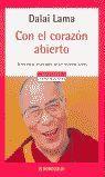 CON EL CORAZON ABIERTO