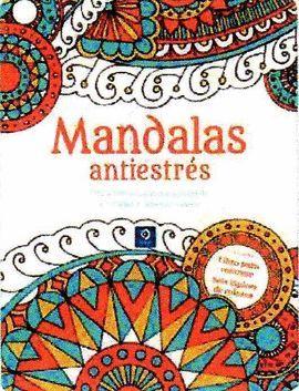 MANDALAS ANTIESTRÉS (CAIXA METALICA)