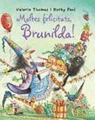 BRUIXA BRUNILDA !MOLTES FELICITATS !