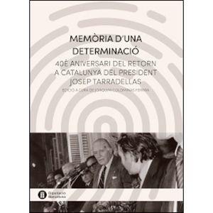 MEMÒRIA D'UNA DETERMINACIÓ